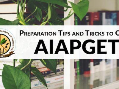 AIAPGET Entrance Exam – Ayurveda
