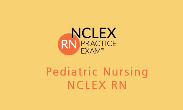 NCLEXRN-PedNursing