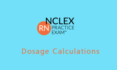 NCLEX 3500 – Dosage Calculations Practice