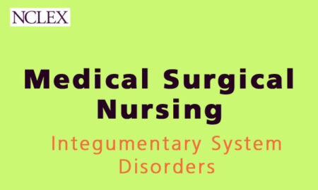 NCLEX 3500 – Integumentary System Disorders