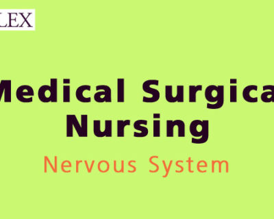 NCLEX 3500 – Nervous System
